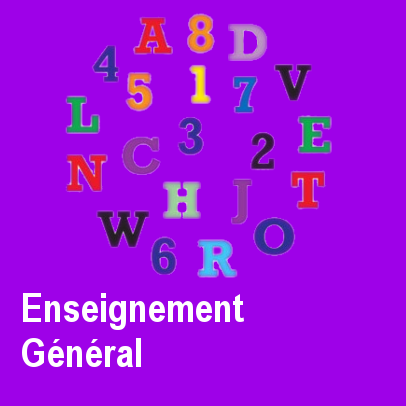 SEGPA logo enseignement general