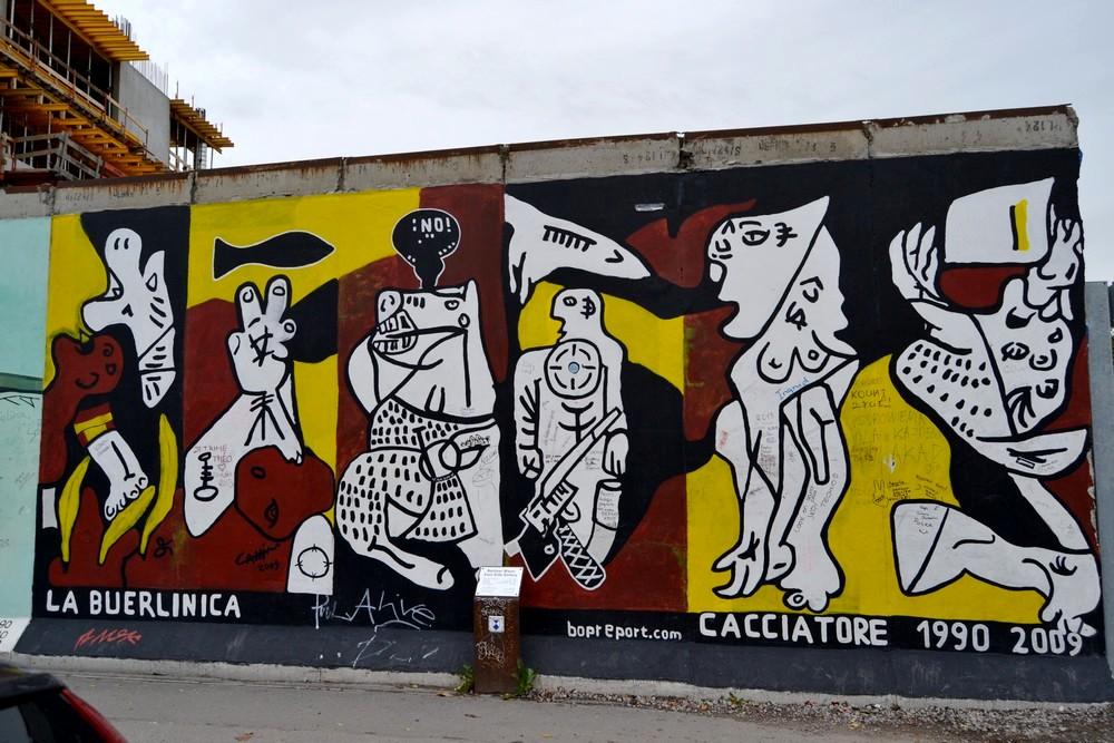 hommage à Guernica