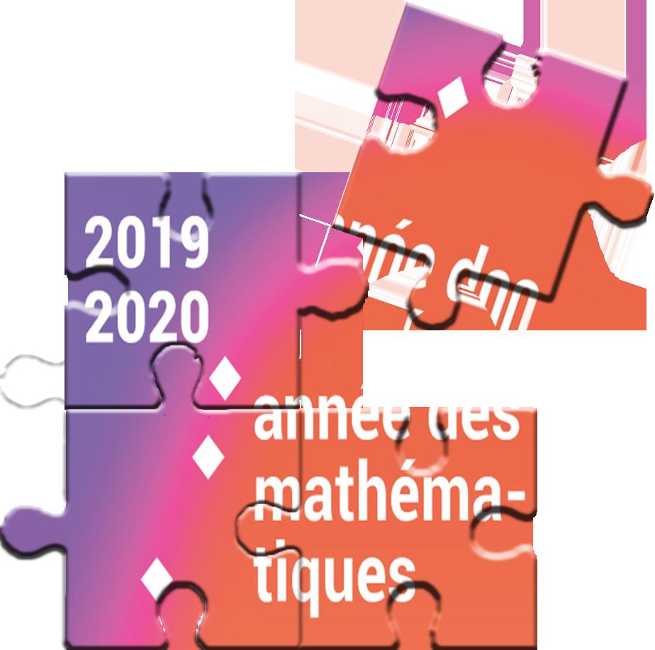 Puzzle 2019-2020 année des Mathématiques
