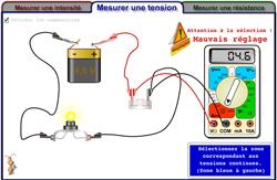 mesure de tension