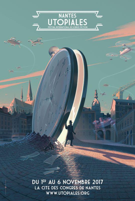 Affiche utopiales 2017