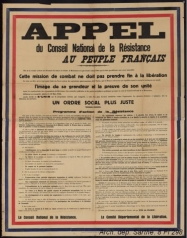 affiche CNR (AD72)