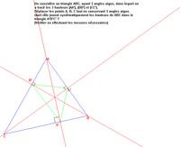 Angles inscrits