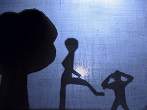 théâtre d'ombres 1
