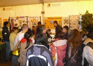 AST lycée Monge - fête de la science