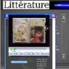 littérature audio/vidéo