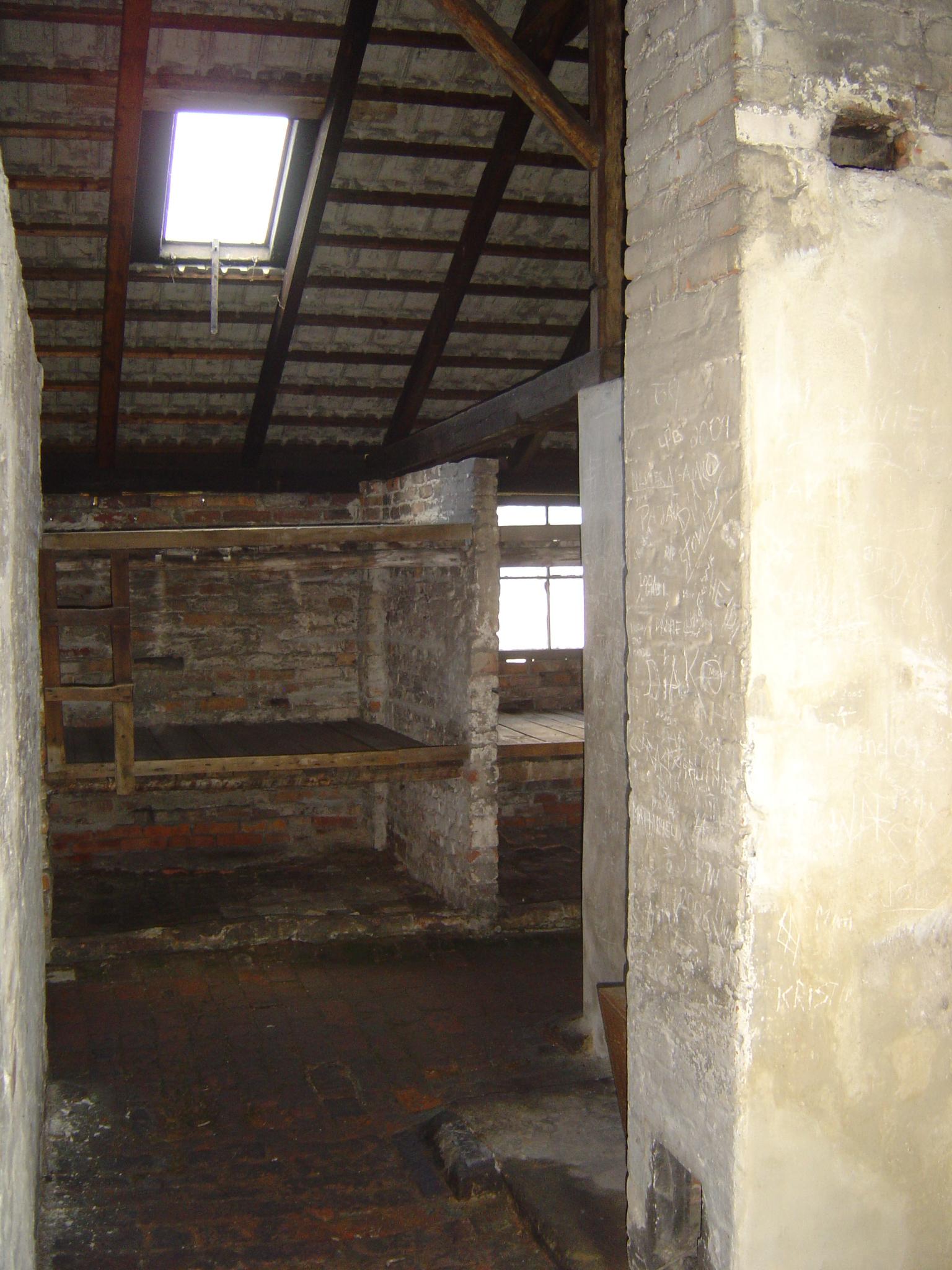 Photo d'Auschwitz - Birkenau - Août 2010 - Cliché J.F Loistron