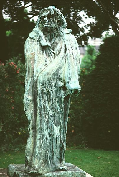 le Balzac de Rodin