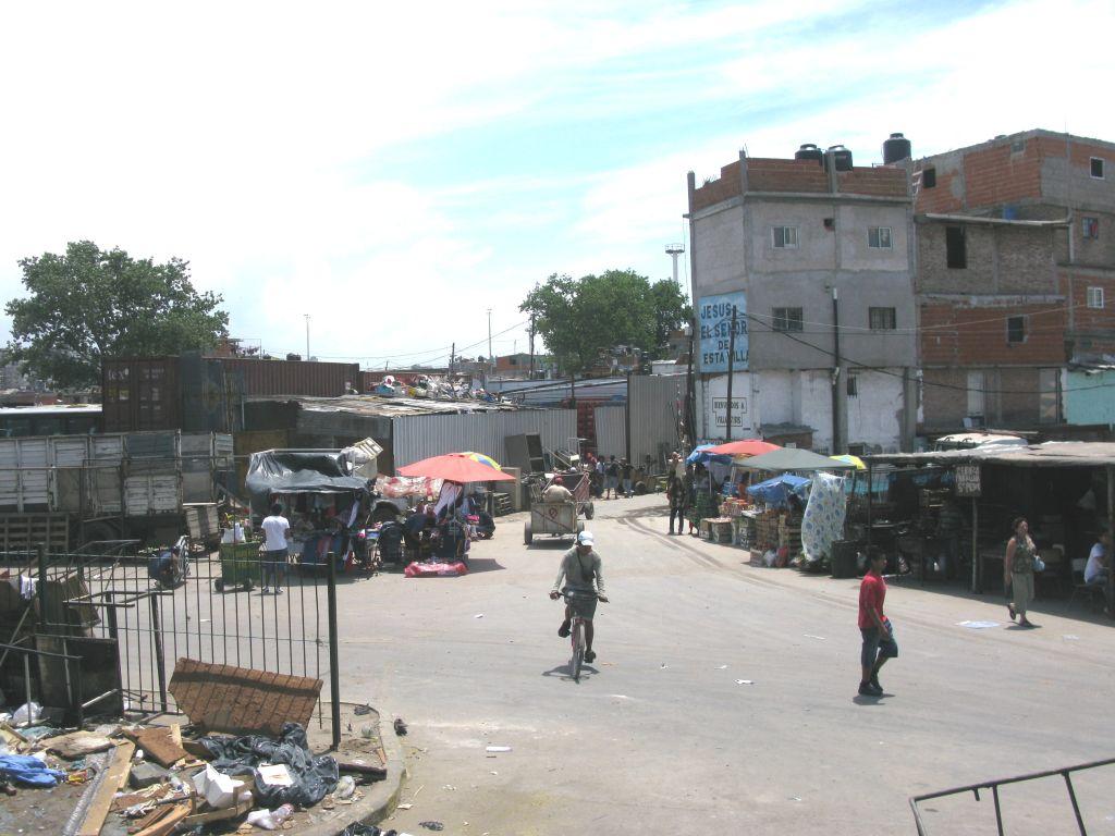 quartier informel de Buenos Aires, Villa Miseria