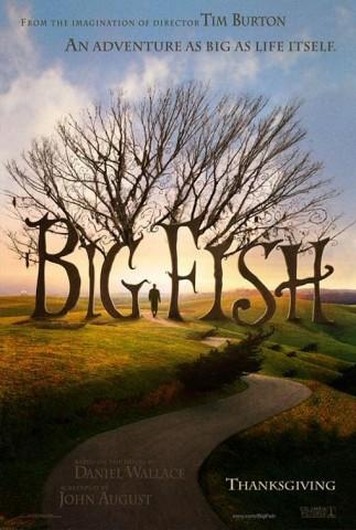 Big fish, Burton, 2003