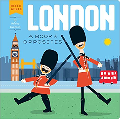 London a book of opposites