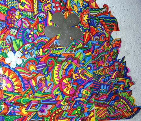 Espace p dagogique arts plastiques insitu au pays de candy dessin et abstraction - Dessin art plastique a imprimer ...