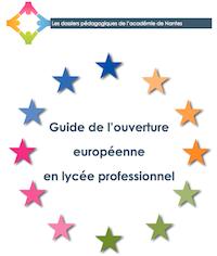 Guide de l'ouverture européenne en lycée professionnel