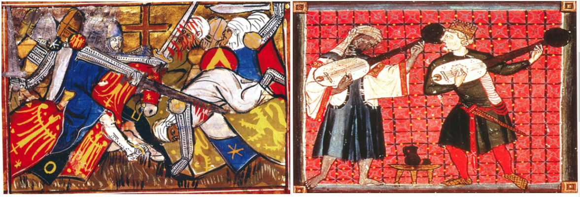 chrétientés, islam, BNF Gallica