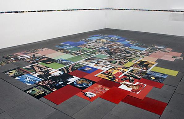 Carole BENZAKEN, Night and Day, 2002