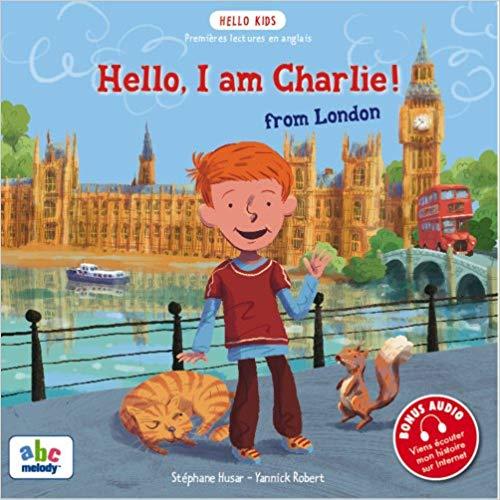 Hello I'm Charlie - abc melody