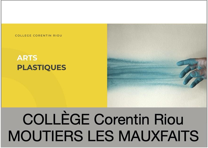 Collège Corentin Riou - Moutiers les Mauxfaits