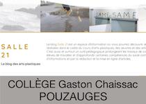 Collège Gaston Chaissac - Pouzauges