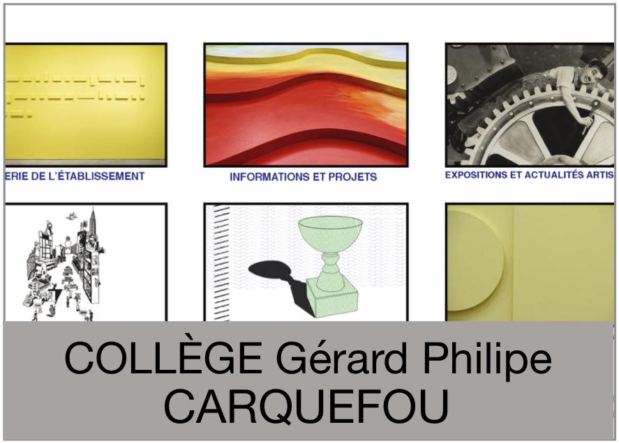 collège Gérard Philipe - Carquefou