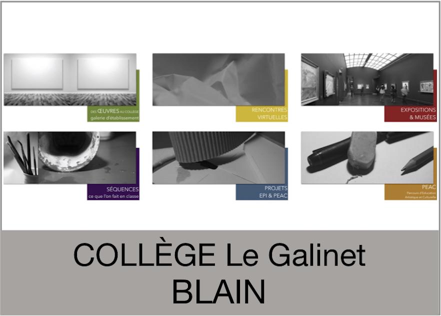 collège Le Galinet - Blain