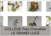 collège Paul Chevallier - Le grand Lucé