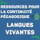 continuité pédagogique langues vivantes