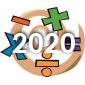 logo défis mathématiques 2020