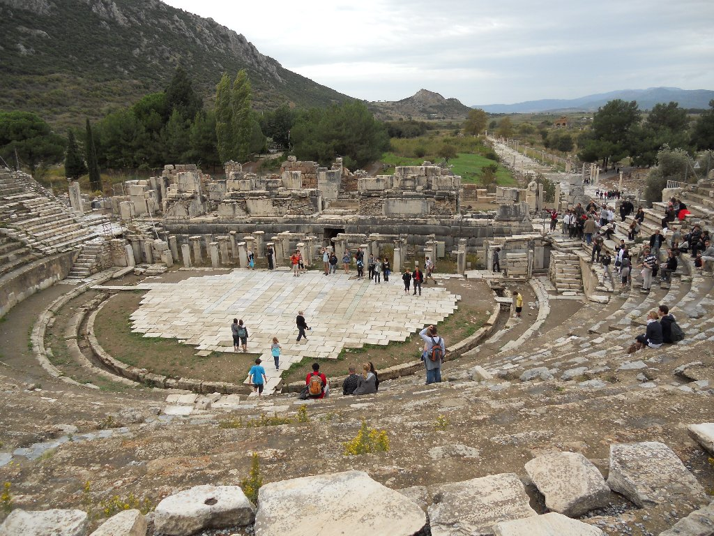 théâtre d'Ephèse
