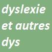 accéder aux ressources Dyslexsie et autres dys