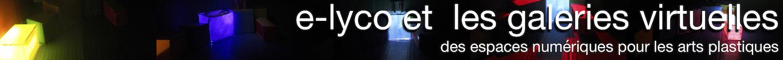 e-lyco et les galeries virtuelles