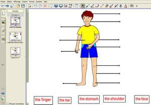 copie d'écran smartboard