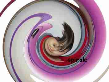 Essai du filtre spirale