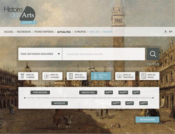 Capture - Histoire des arts