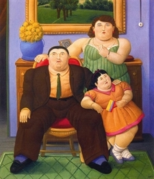familia colombiana 1999