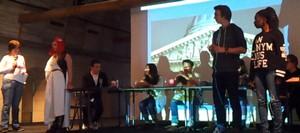 Le banquet virtuel des héros - Fontevraud