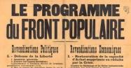 le front populaire, affiche AD44