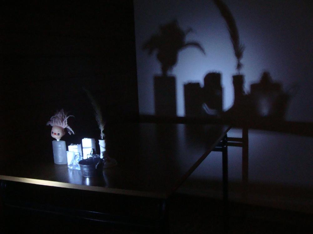 Espace p dagogique arts plastiques insitu faites for Chambre qui fait peur