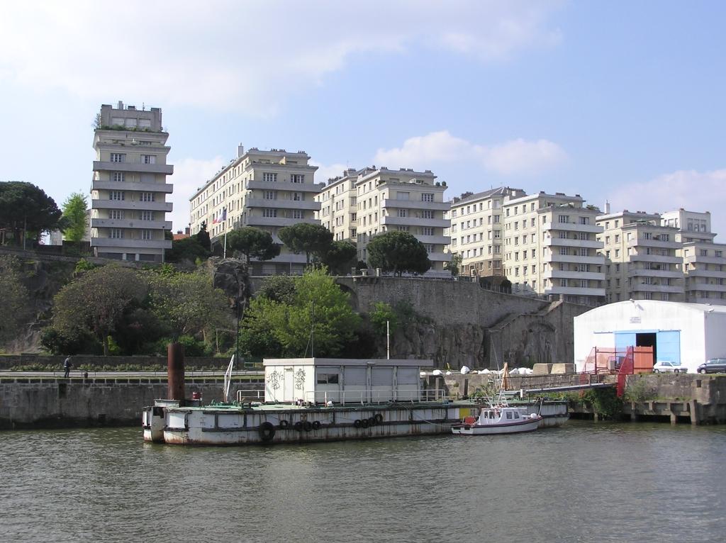 Les HBM vues de la Loire