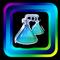 icône chimie