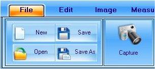 logiciel d'acquisition