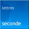 lettres baccalauréat pro seconde