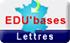 édu'bases lettres