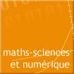 mathématiques sciences et numérique