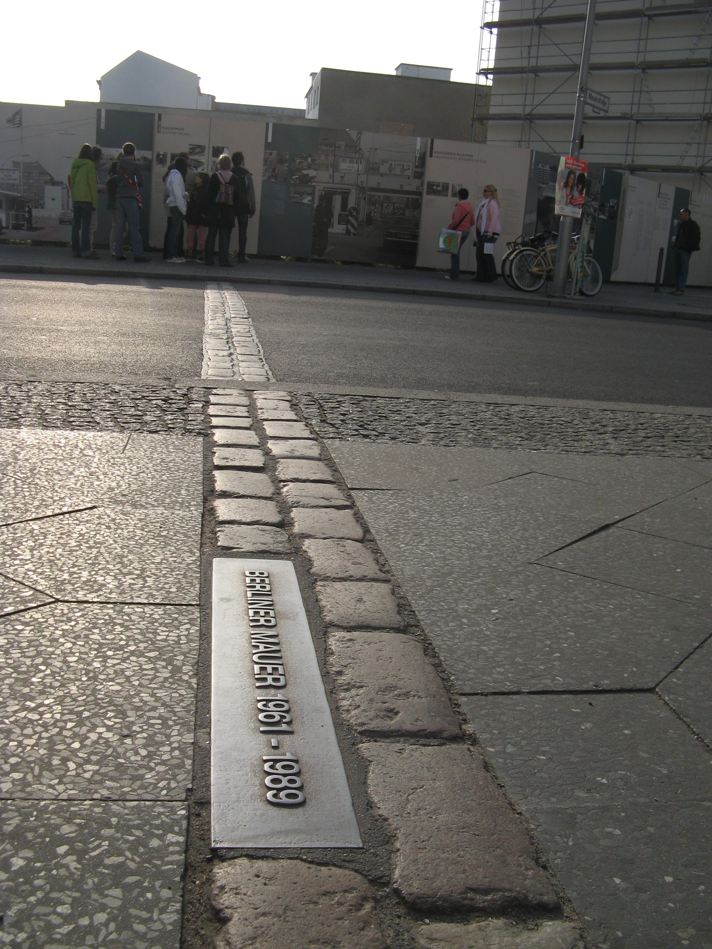 Mémoire du mur