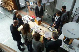 photo Lycée L.Vinci Atelier scientifique et technique
