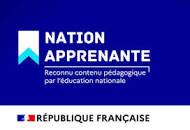 Page d'informations académique sur Nation apprenante