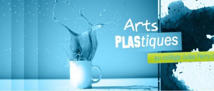 rubrique arts plastiques du portail e-lyco du collège  Jules Ferry