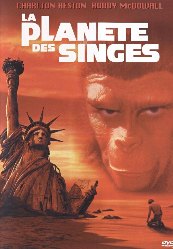 La planète des singes, Schaffner, 1968