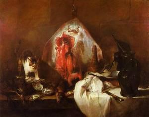 La raie Chardin (nature morte)