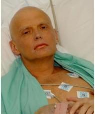 Litvinenko malade